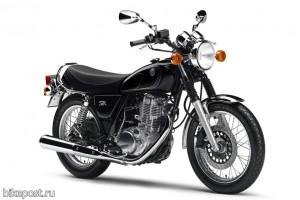 Модельный ряд Yamaha 2012 года