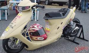 Honda Dio Extreme Tuning