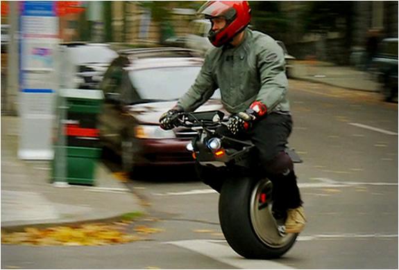 Одноколесный скутер своими руками 67